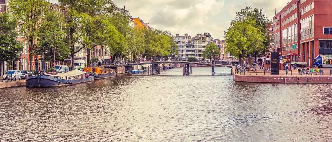 荷兰阿姆斯特丹,坐游船看老城_图1-15