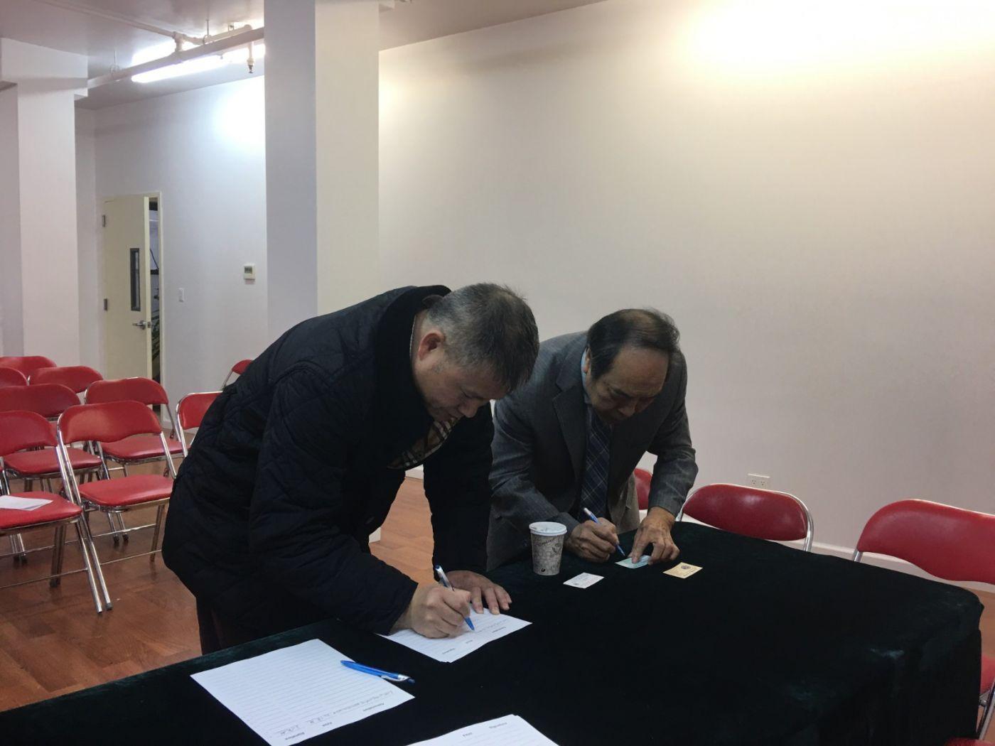 美東各界華僑華人致特朗普總統公開信新聞發佈會_图1-17