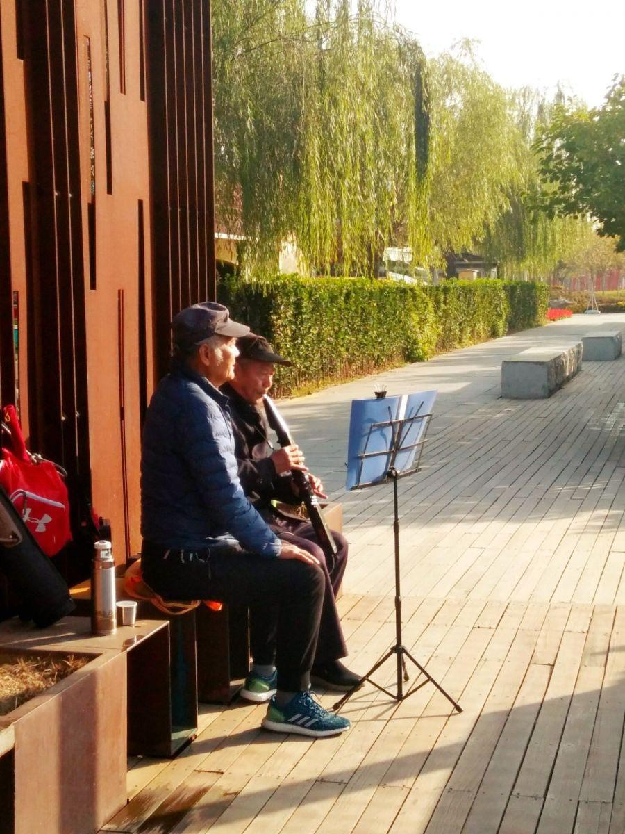言日:清秋印象——北京国际雕塑公园_图1-3