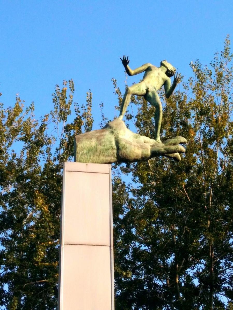 言日:清秋印象——北京国际雕塑公园_图1-4