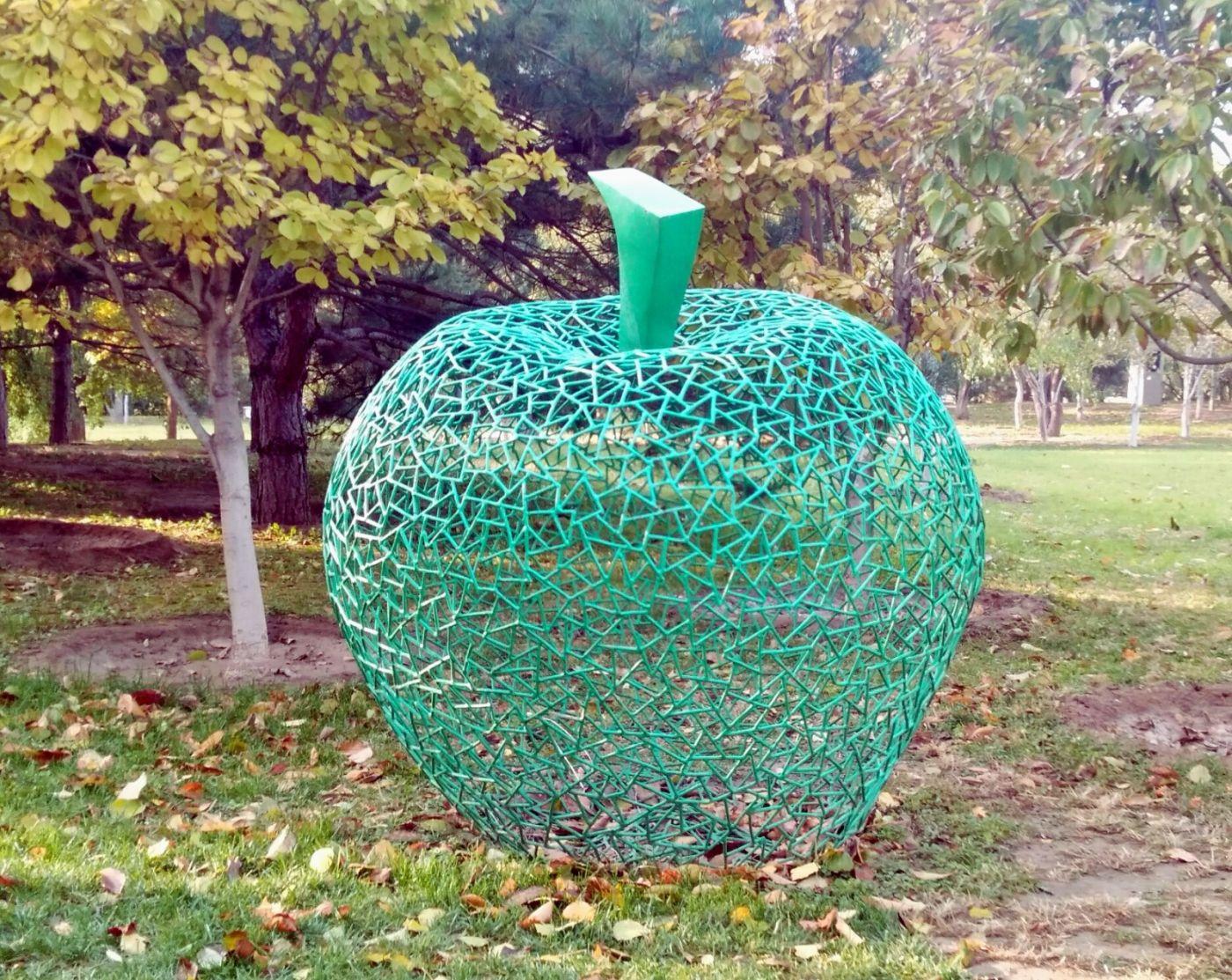言日:清秋印象——北京国际雕塑公园_图1-13