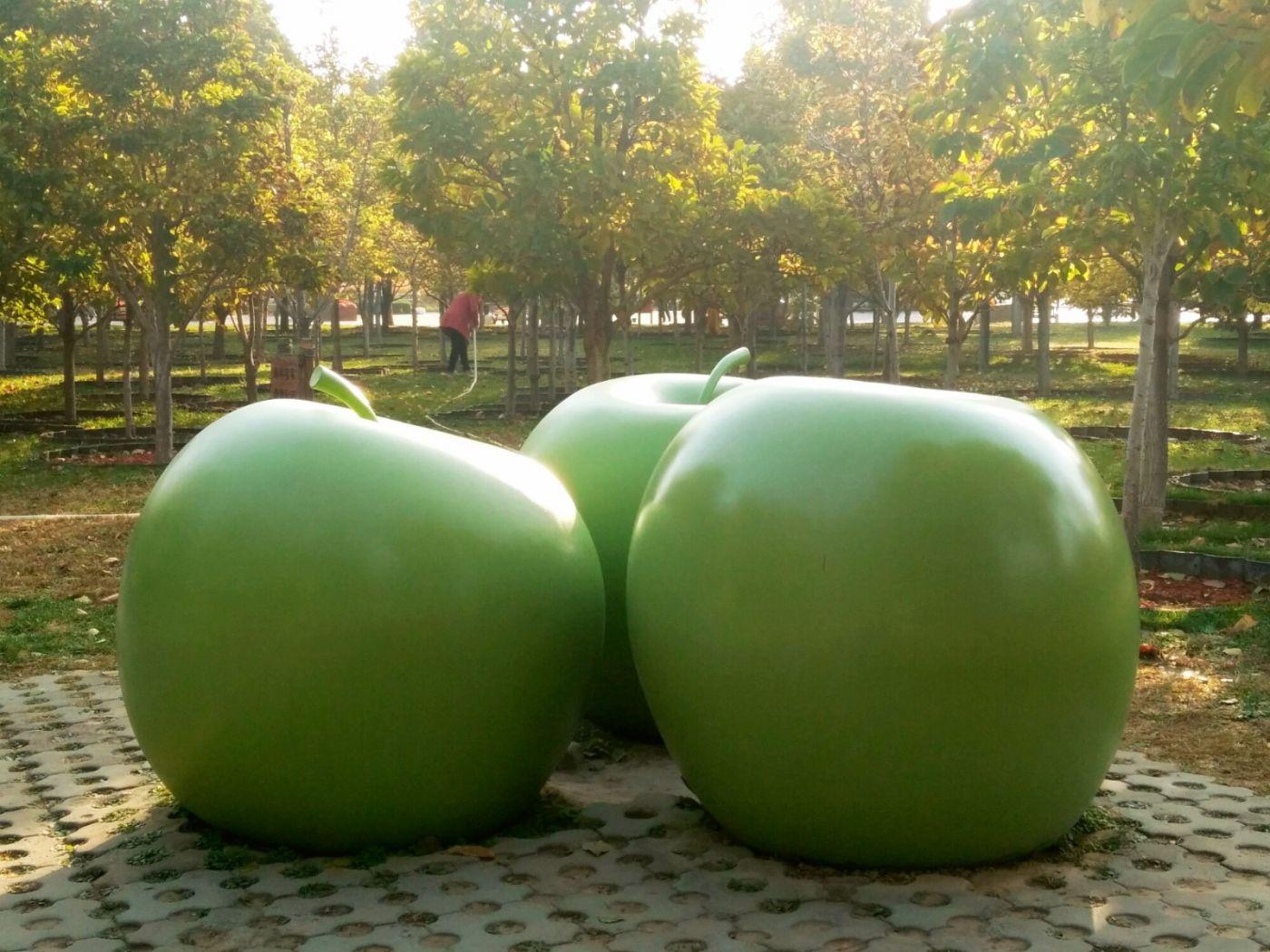 言日:清秋印象——北京国际雕塑公园_图1-14