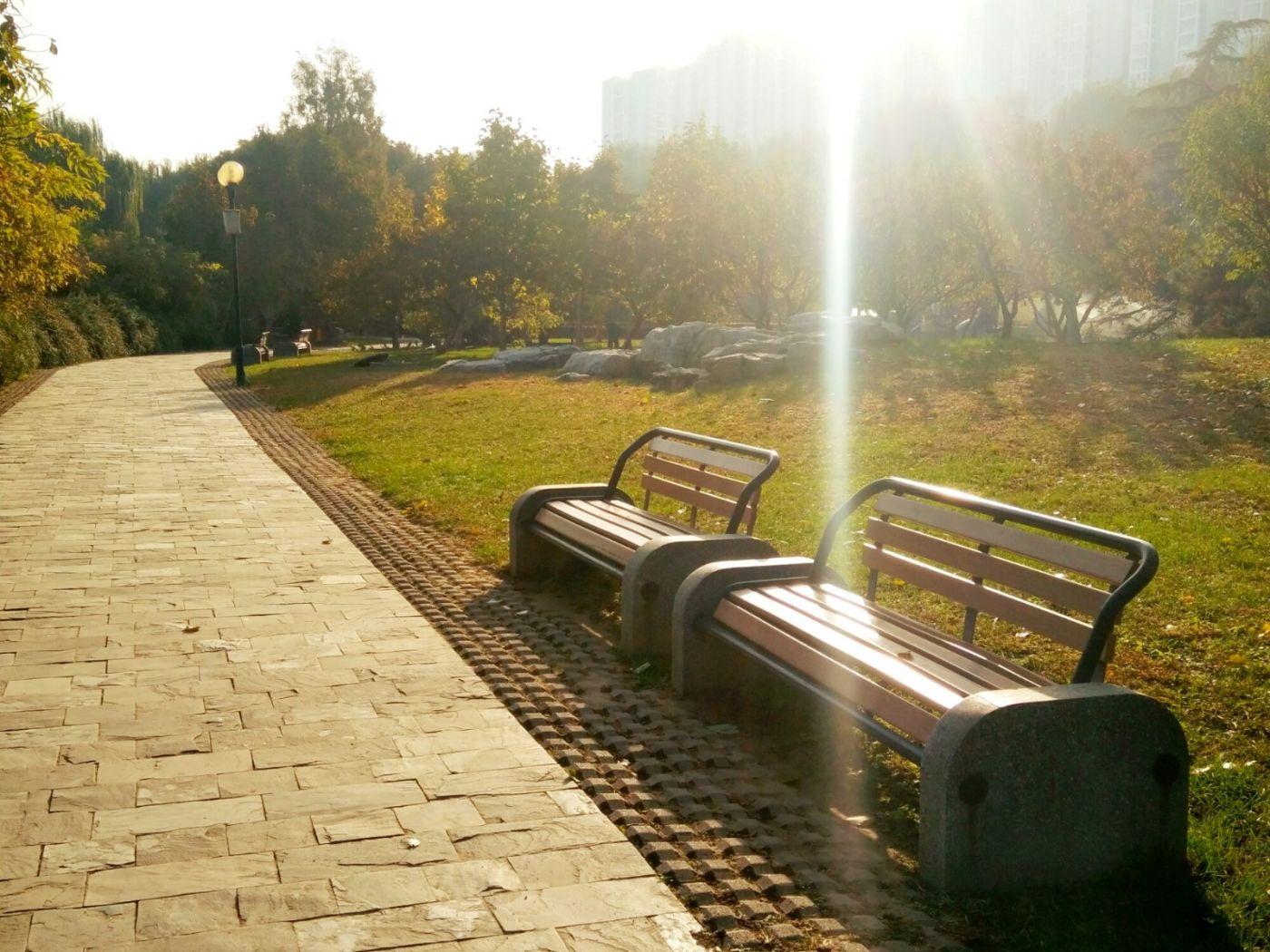 言日:清秋印象——北京国际雕塑公园_图1-16