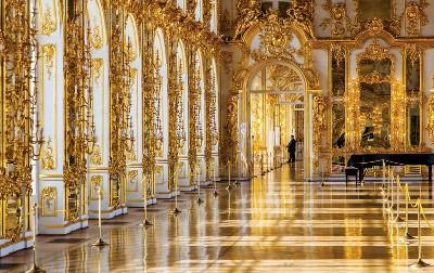 俄罗斯的珍宝(二):大舞厅(Great Ballroom)_图1-2