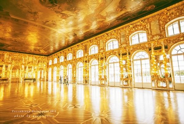 俄罗斯的珍宝(二):大舞厅(Great Ballroom)_图1-3