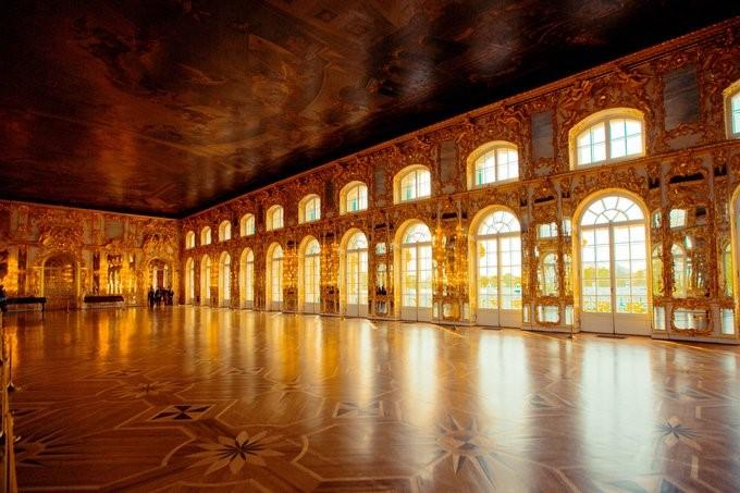 俄罗斯的珍宝(二):大舞厅(Great Ballroom)_图1-4