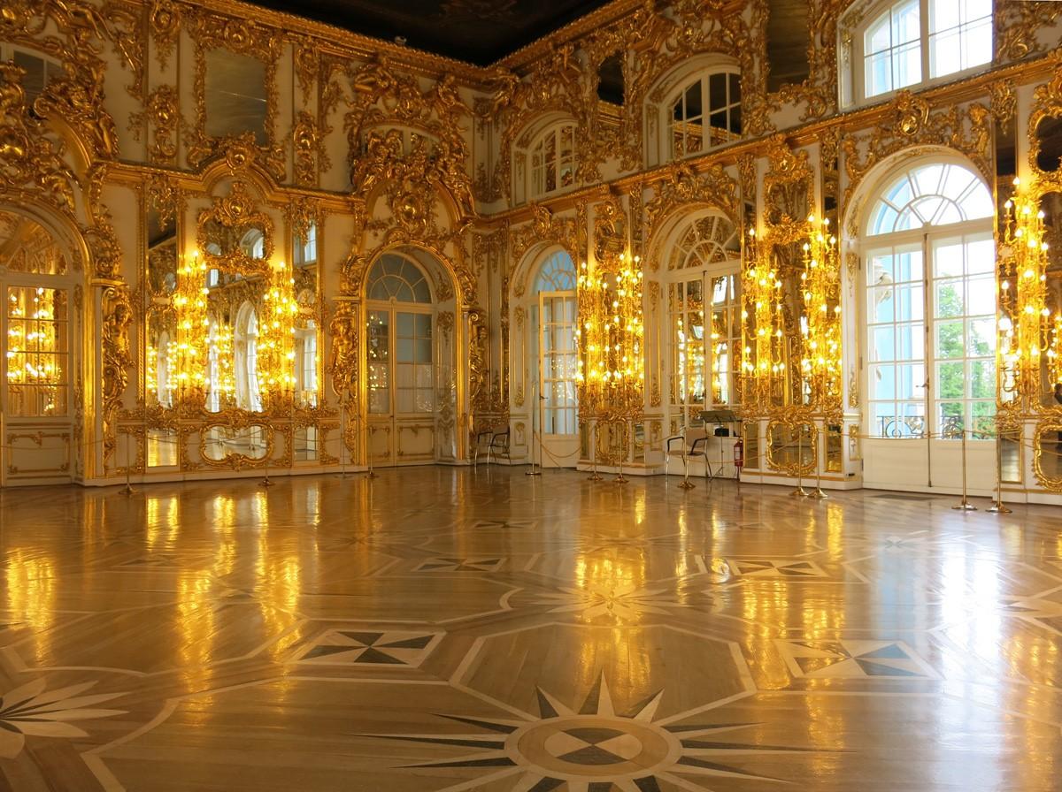 俄罗斯的珍宝(二):大舞厅(Great Ballroom)_图1-5