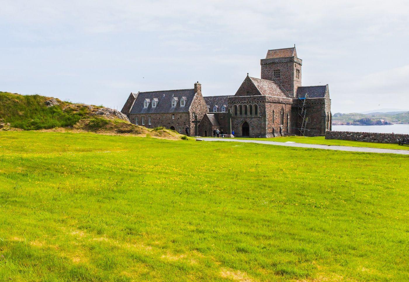 苏格兰圣奥兰教堂(St Oran's Chapel),风景优美_图1-14