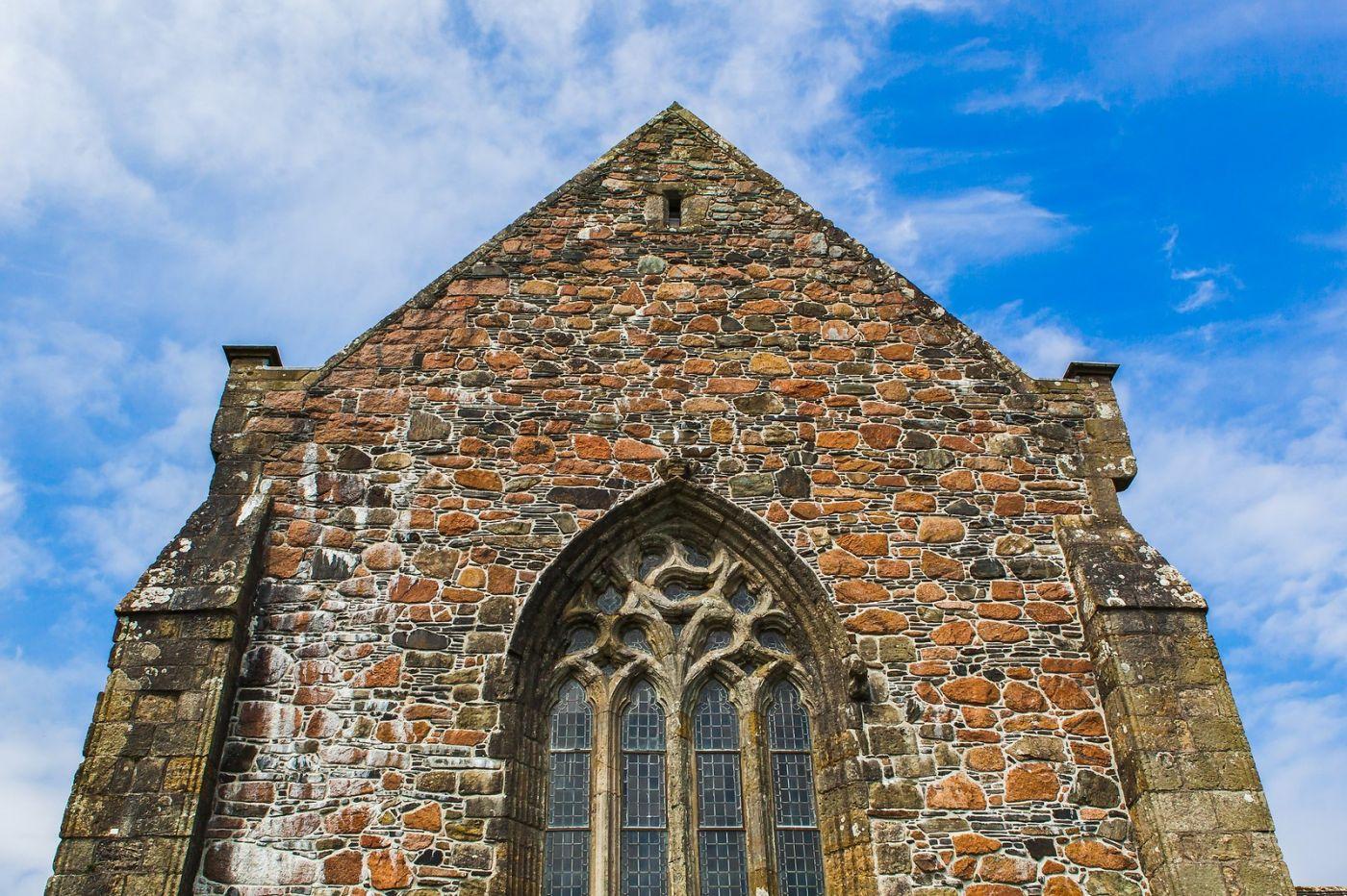 苏格兰圣奥兰教堂(St Oran's Chapel),风景优美_图1-26
