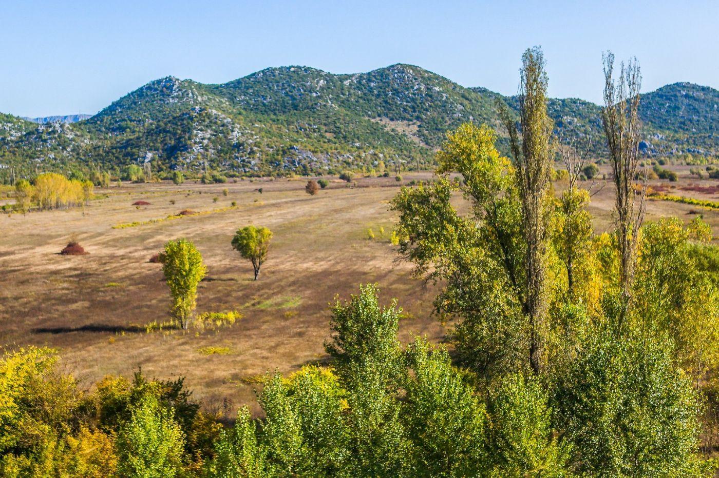 克罗地亚旅途,沿路的秋色_图1-16