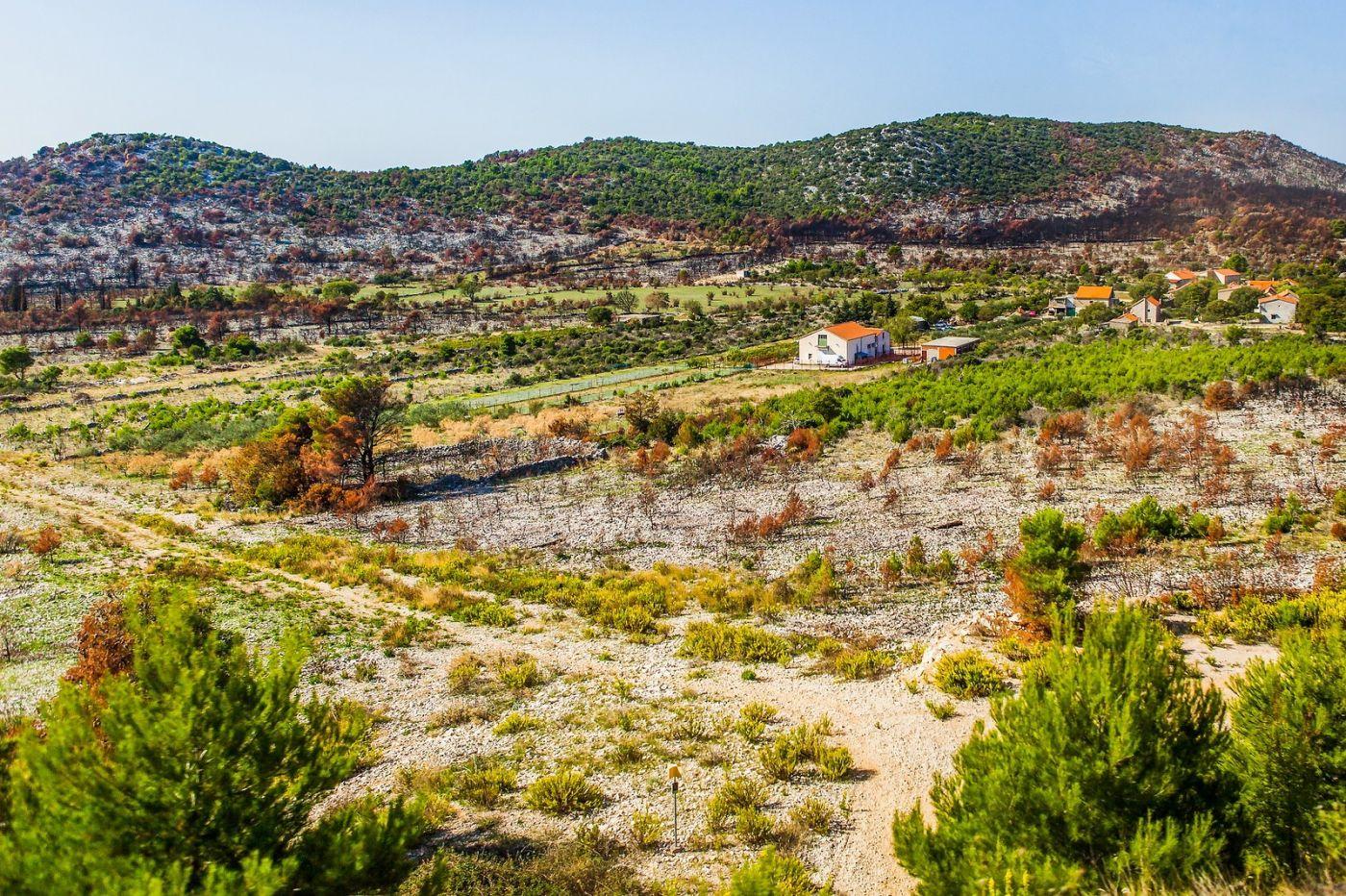 克罗地亚旅途,沿路的秋色_图1-4