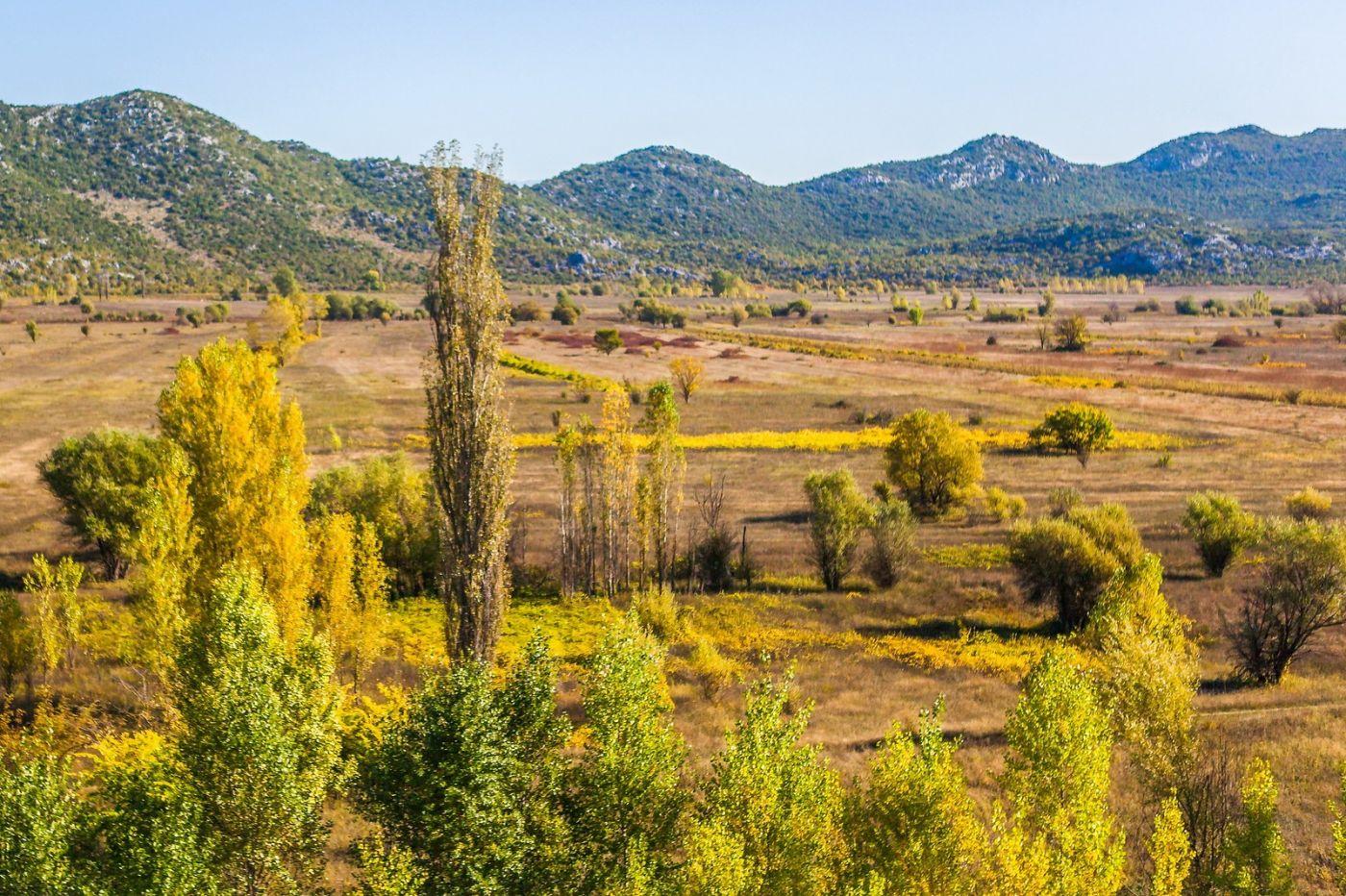 克罗地亚旅途,沿路的秋色_图1-1