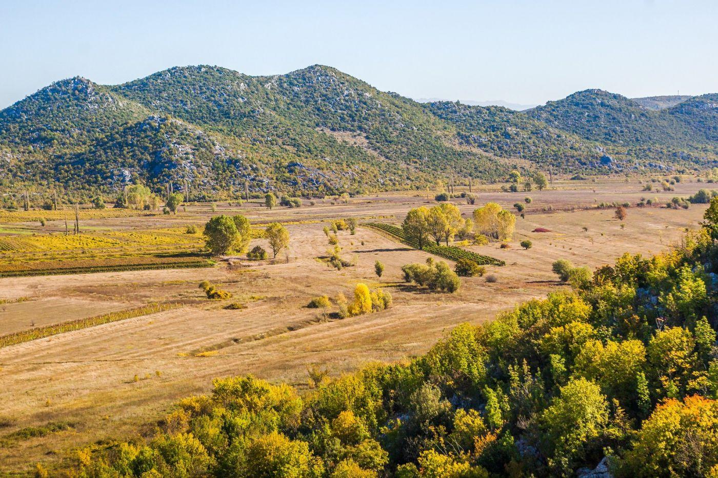 克罗地亚旅途,沿路的秋色_图1-19