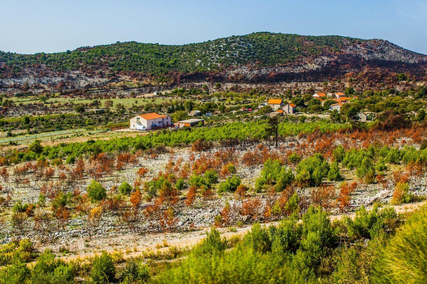 克罗地亚旅途,沿路的秋色_图1-22