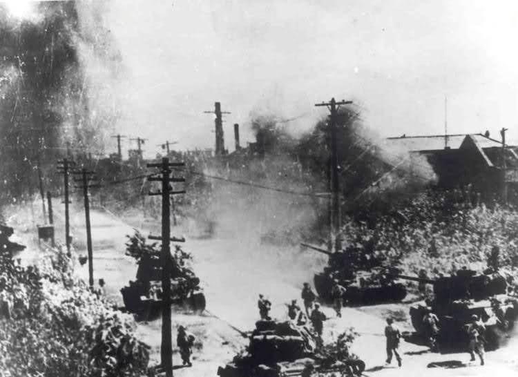江淳:朝鲜战争苏联一箭双雕_图1-5