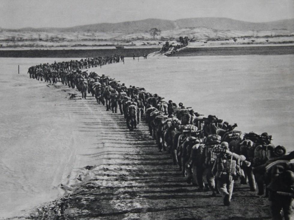 江淳:朝鲜战争苏联一箭双雕_图1-10