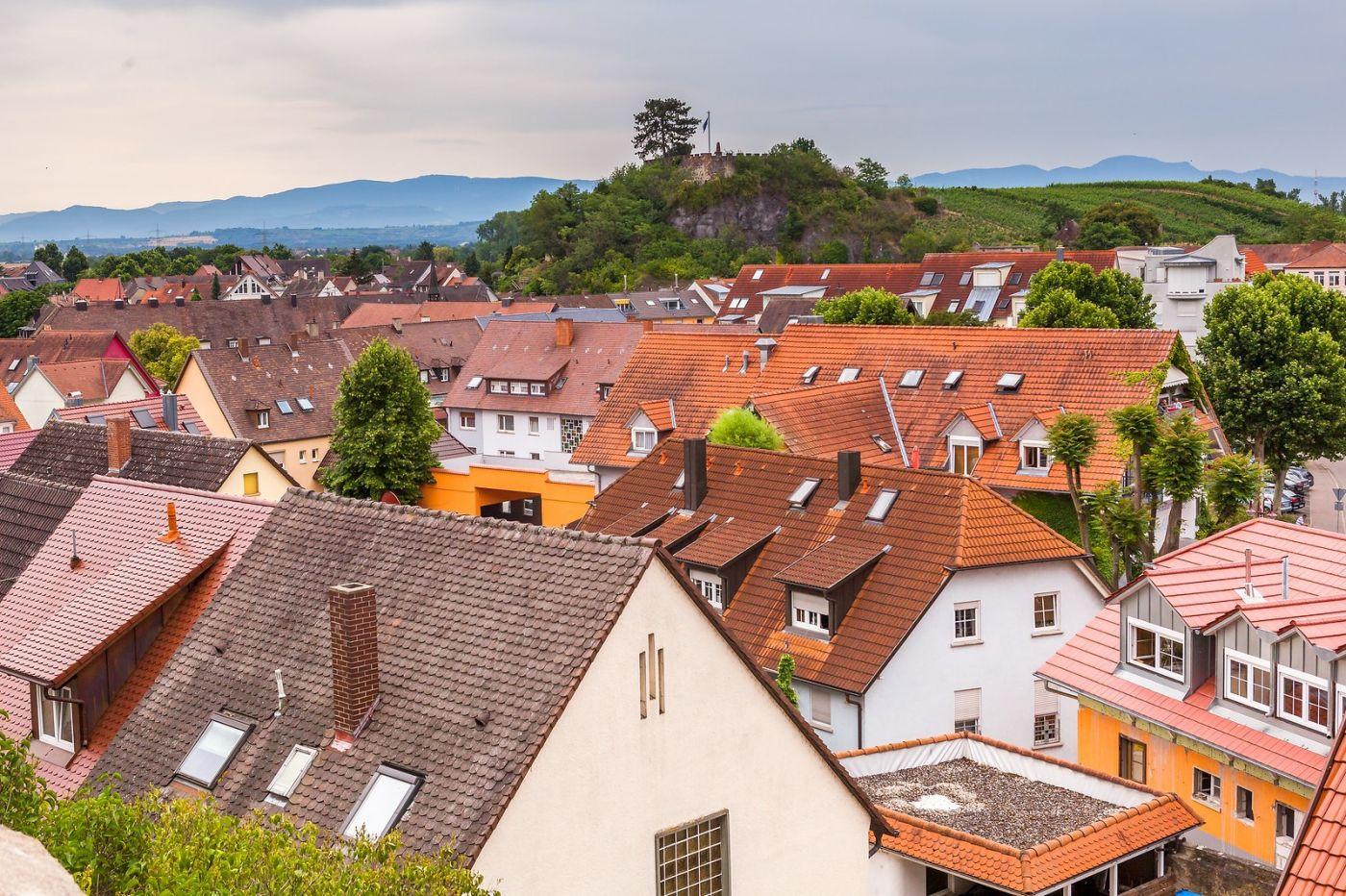 德国布赖萨赫(Breisach),小城故事_图1-6