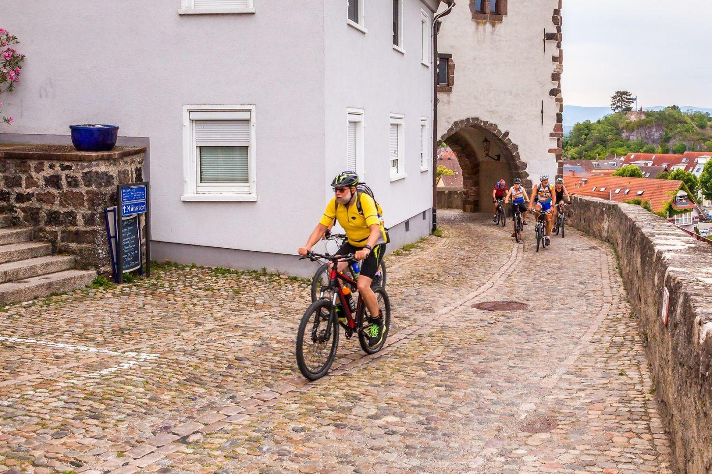 德国布赖萨赫(Breisach),小城故事_图1-14