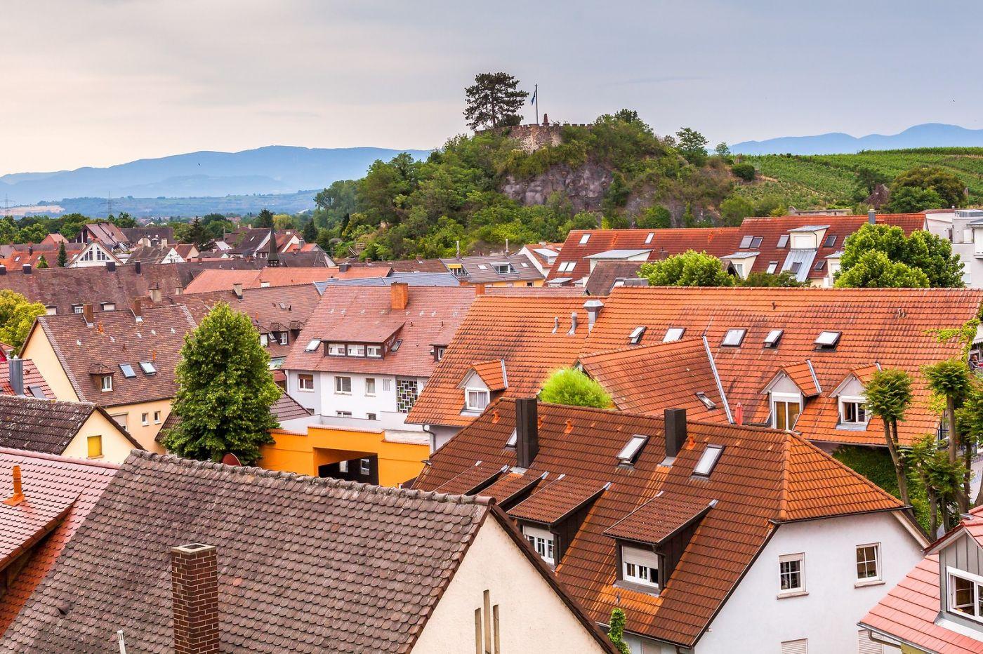 德国布赖萨赫(Breisach),小城故事_图1-16
