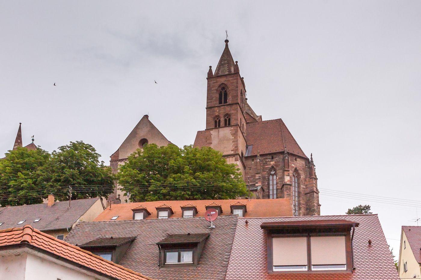 德国布赖萨赫(Breisach),小城故事_图1-27