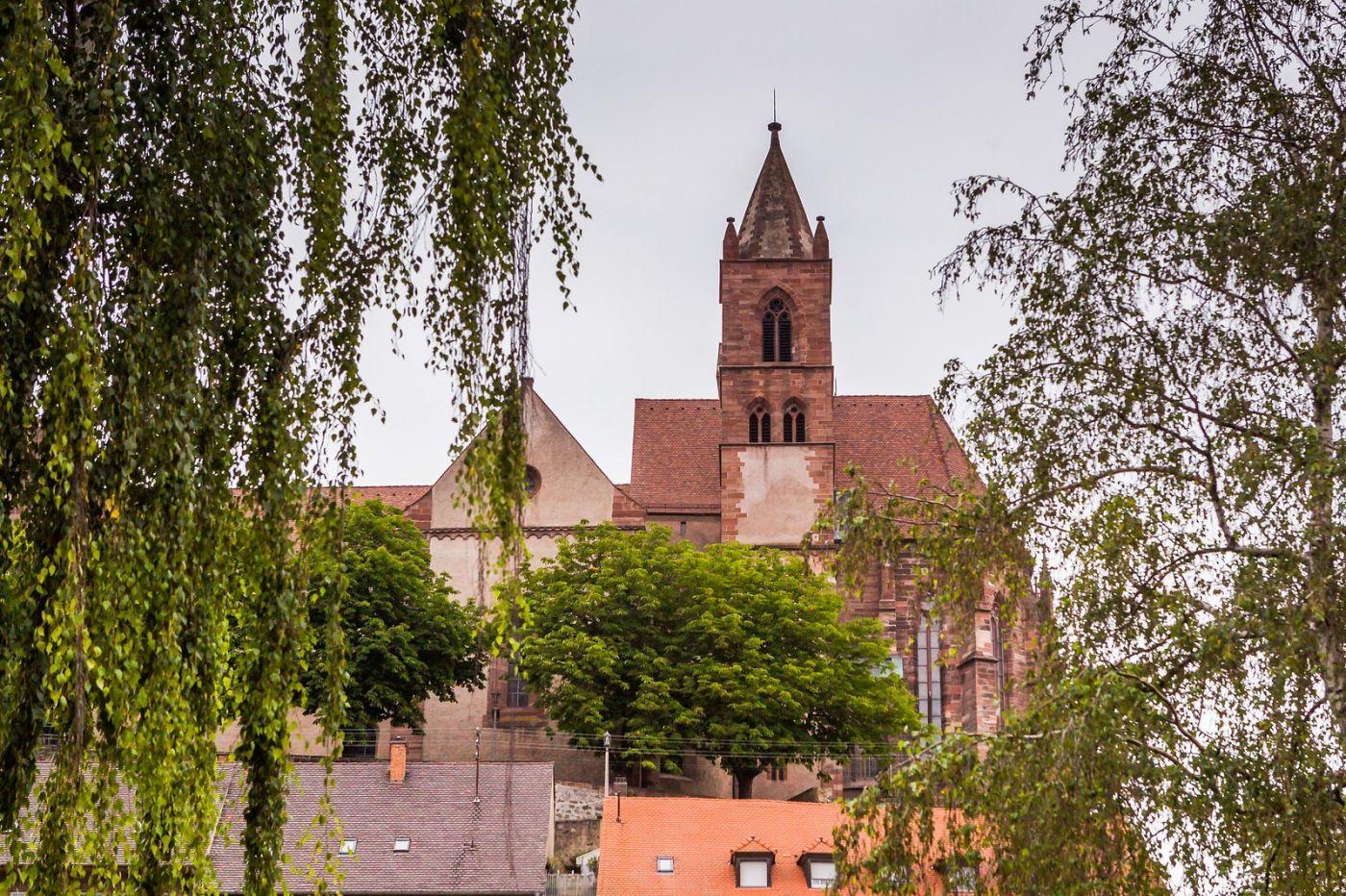 德国布赖萨赫(Breisach),小城故事_图1-29