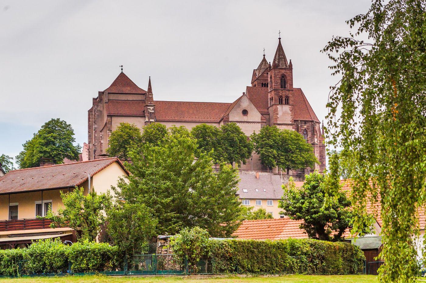 德国布赖萨赫(Breisach),小城故事_图1-32