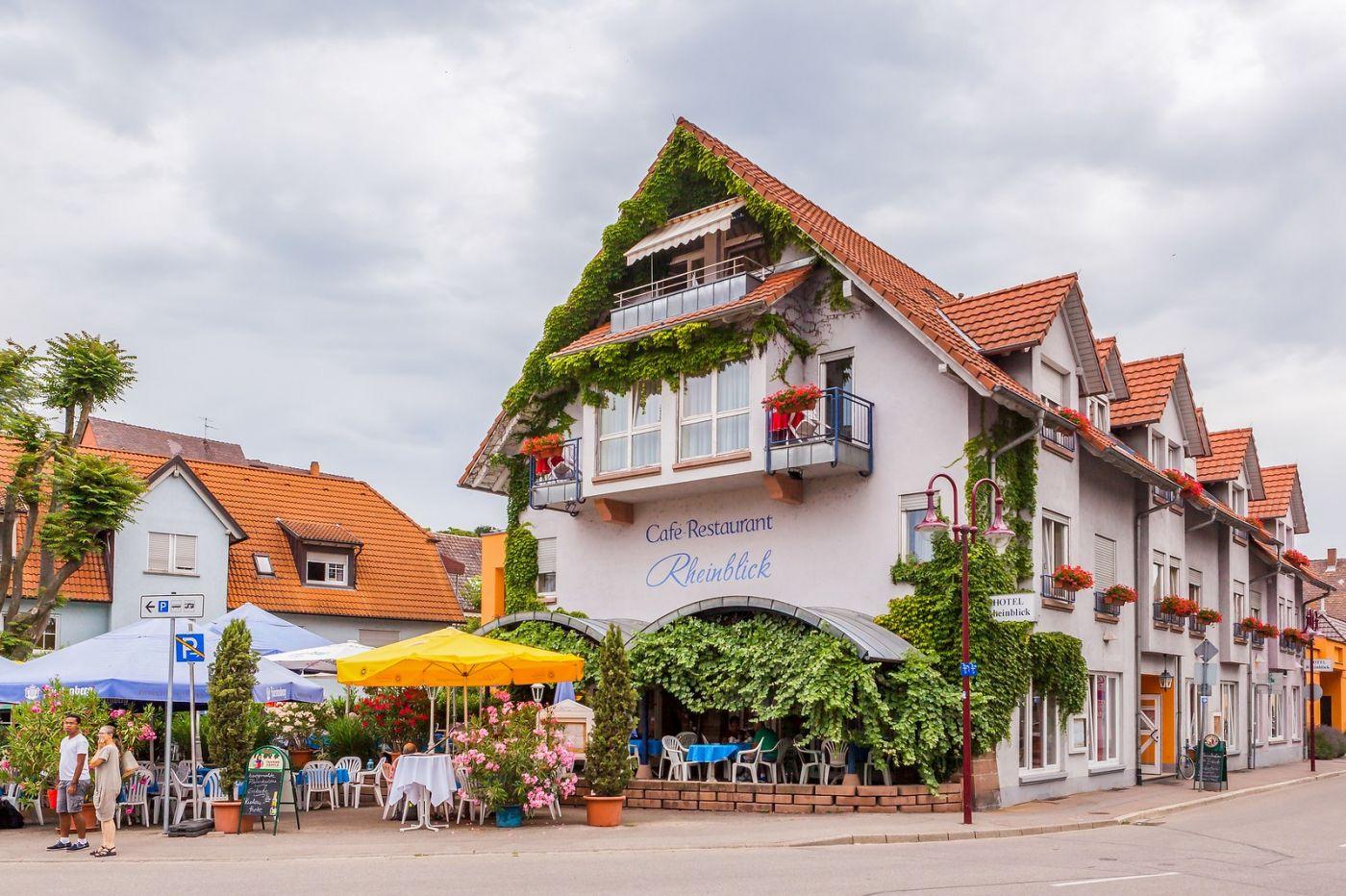 德国布赖萨赫(Breisach),小城故事_图1-33