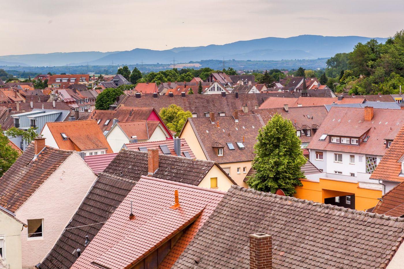 德国布赖萨赫(Breisach),小城故事_图1-34