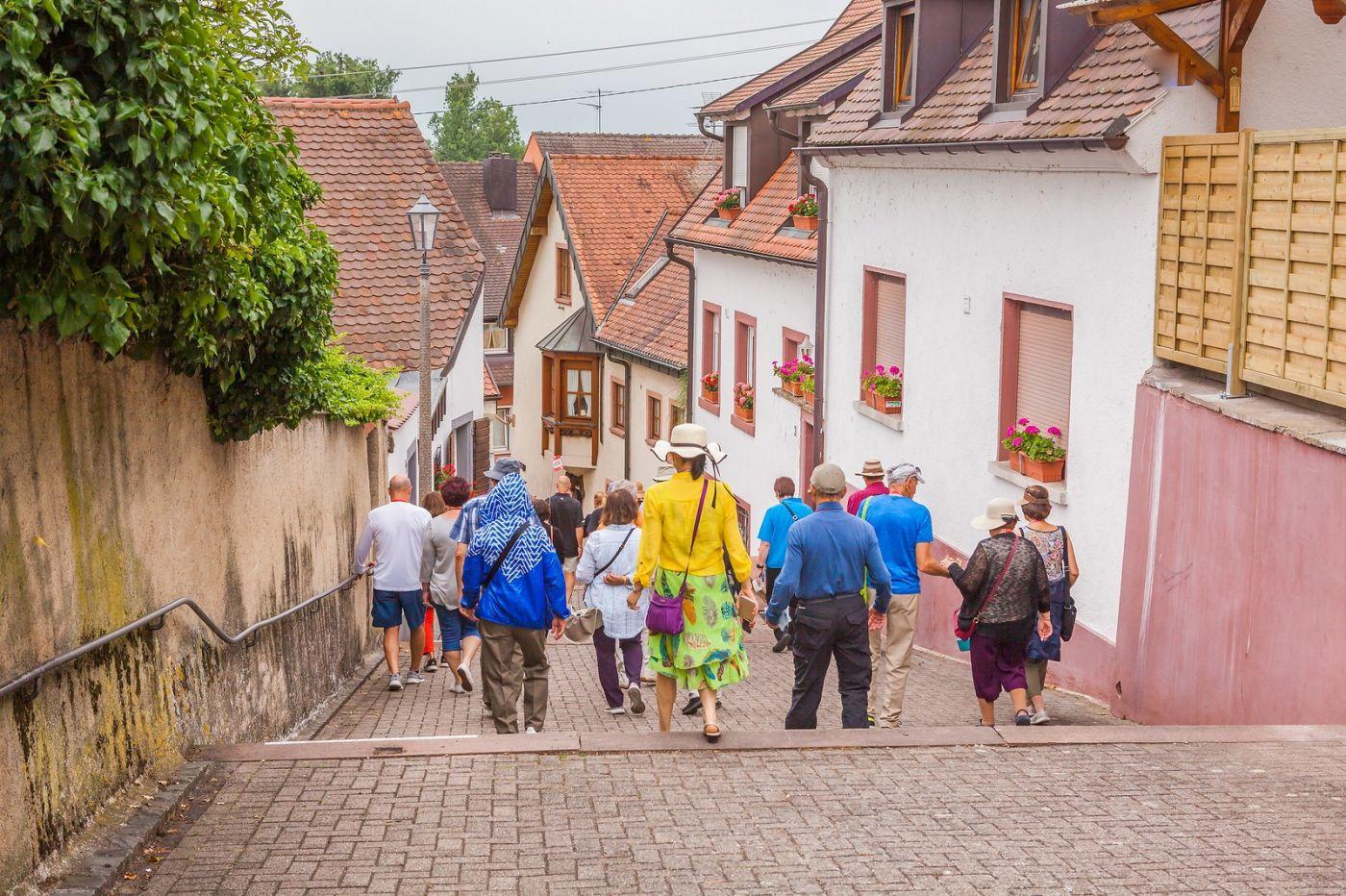 德国布赖萨赫(Breisach),小城故事_图1-36
