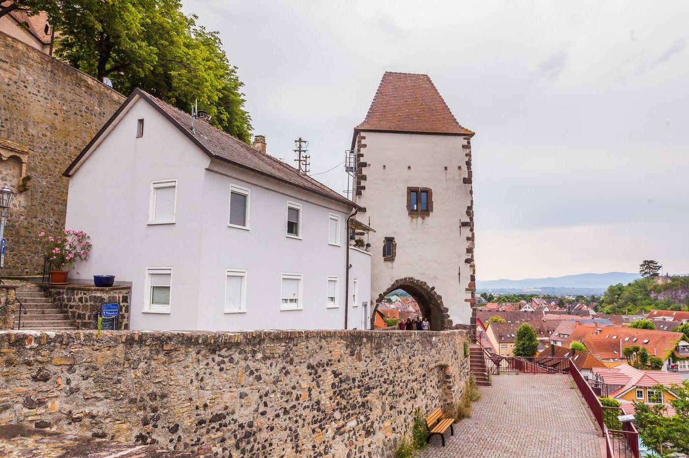 德国布赖萨赫(Breisach),小城故事_图1-39