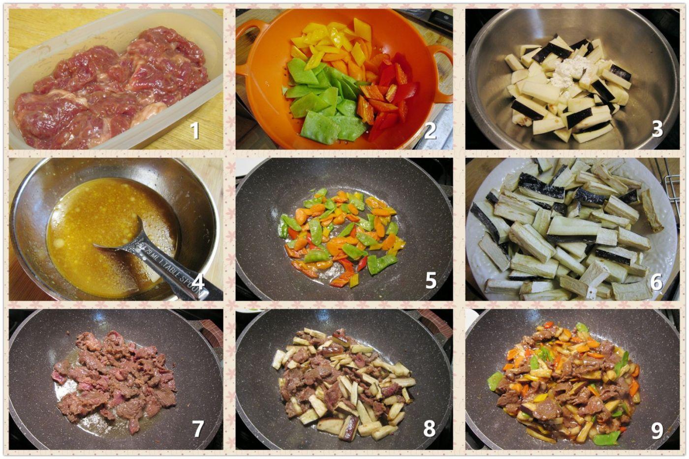 牛肉烧茄子_图1-2