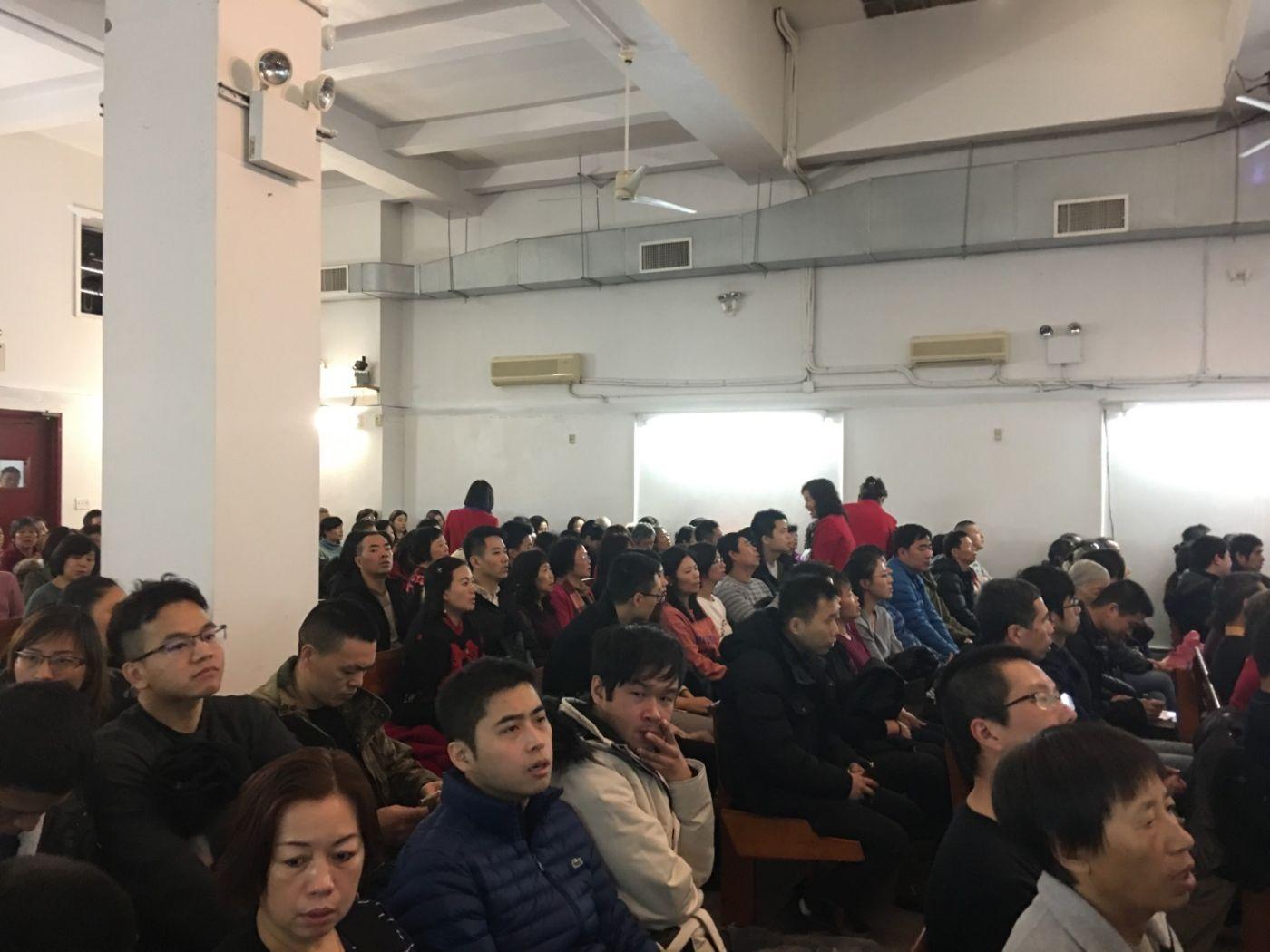 2019紐約基督閩恩教會舉辦感恩節崇拜_图1-13