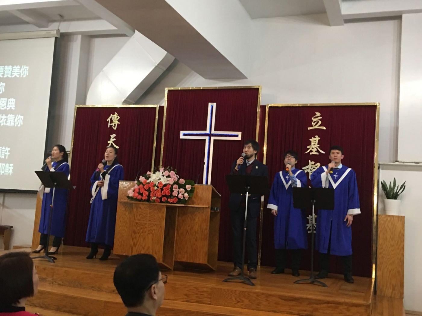 2019紐約基督閩恩教會舉辦感恩節崇拜_图1-15