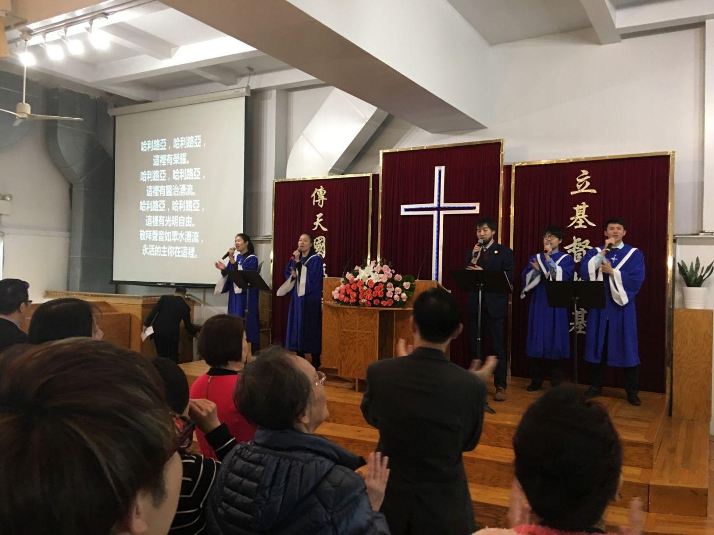 2019紐約基督閩恩教會舉辦感恩節崇拜_图1-16