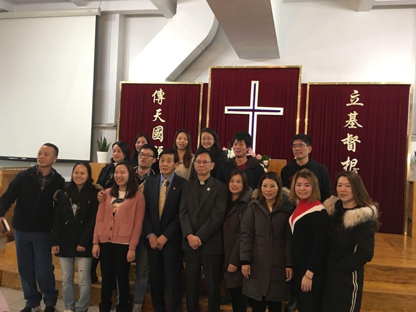 2019紐約基督閩恩教會舉辦感恩節崇拜_图1-23