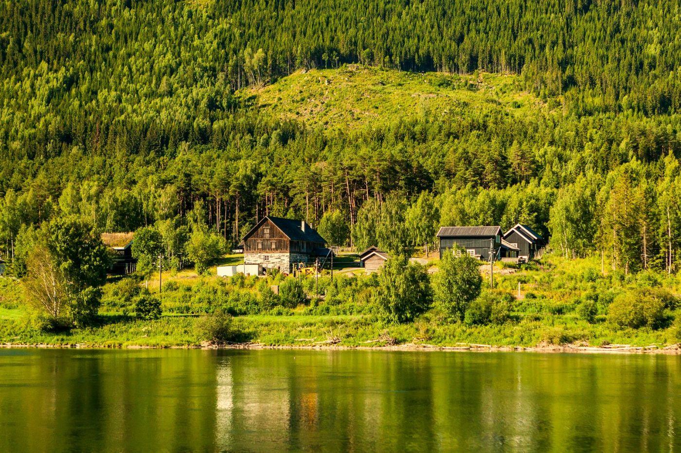 北欧风光,风景美如画_图1-12