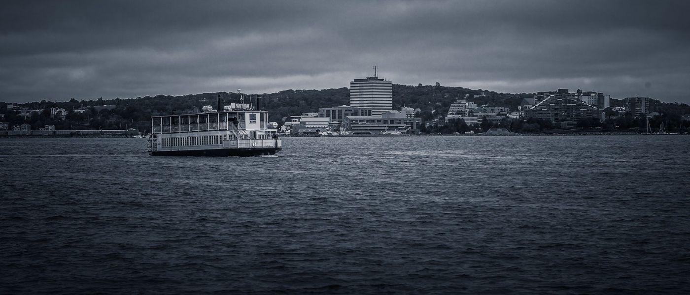 加拿大哈利法克斯(Halifax),城市街拍_图1-2