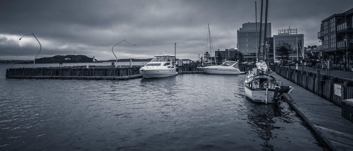 加拿大哈利法克斯(Halifax),城市街拍_图1-8