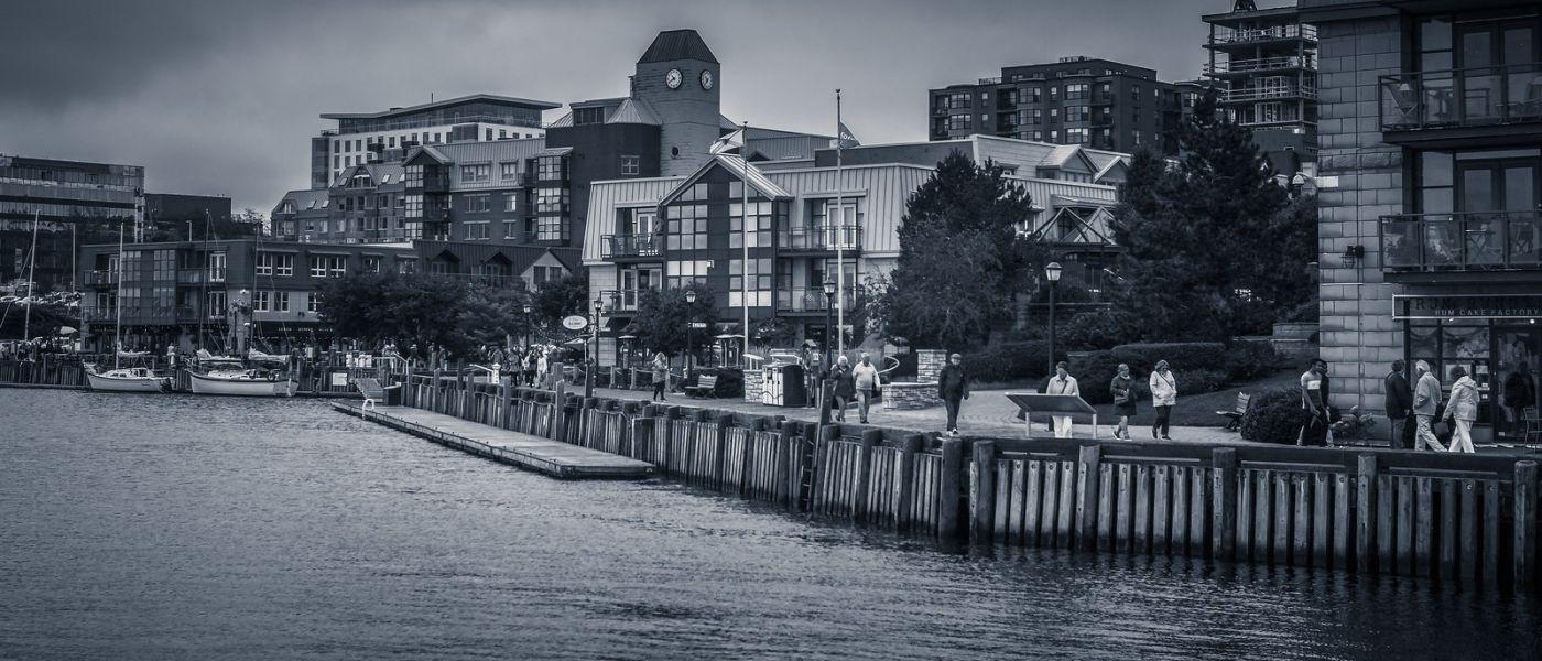 加拿大哈利法克斯(Halifax),城市街拍_图1-11