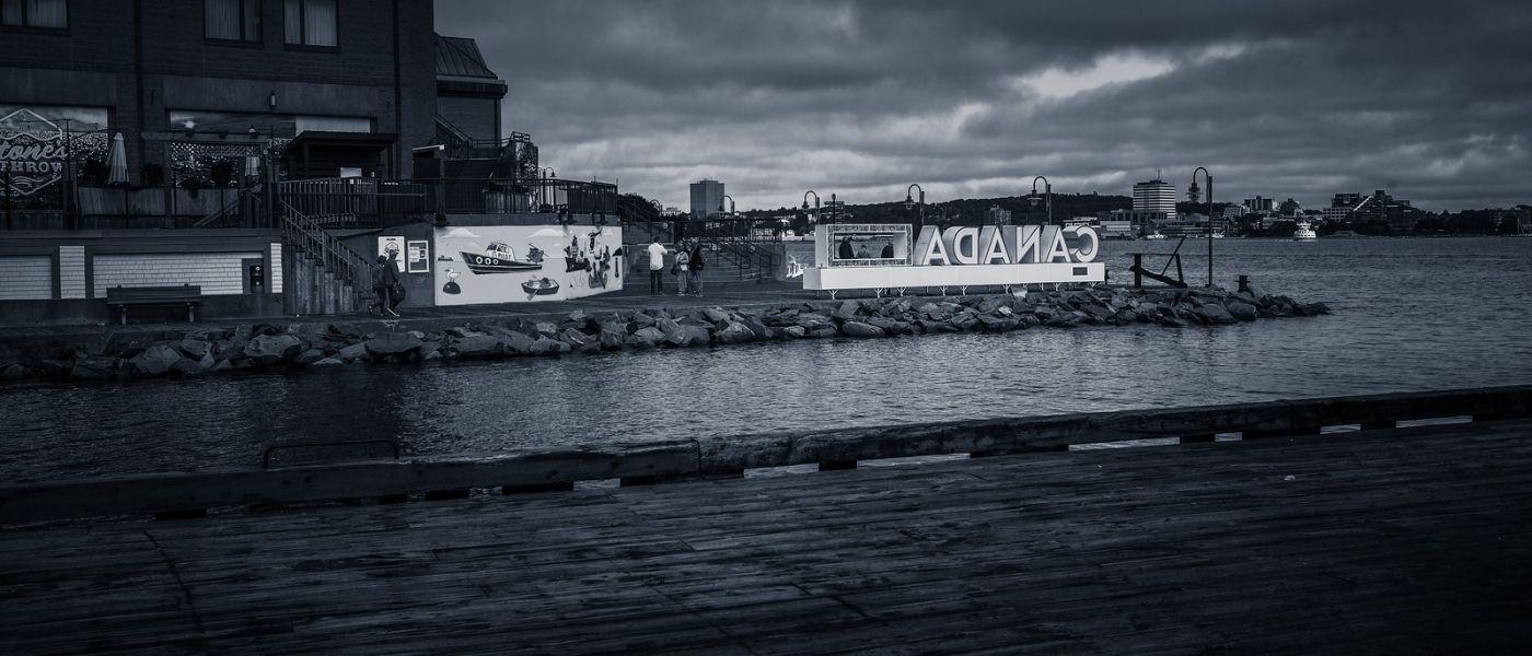 加拿大哈利法克斯(Halifax),城市街拍_图1-17