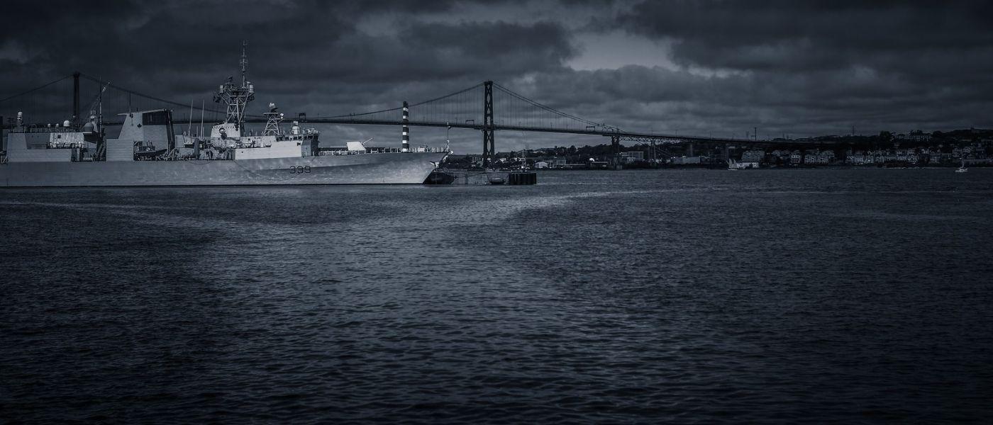 加拿大哈利法克斯(Halifax),城市街拍_图1-24