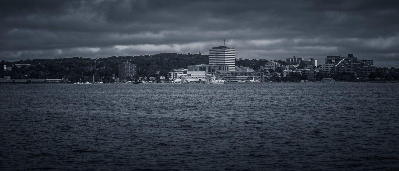 加拿大哈利法克斯(Halifax),城市街拍_图1-29