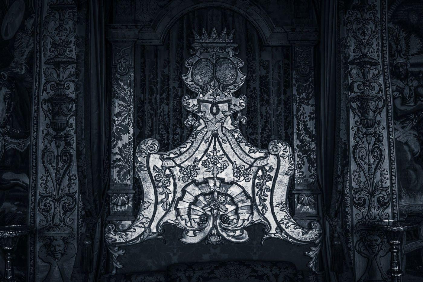 丹麦腓特烈堡城堡,回看历史_图1-39