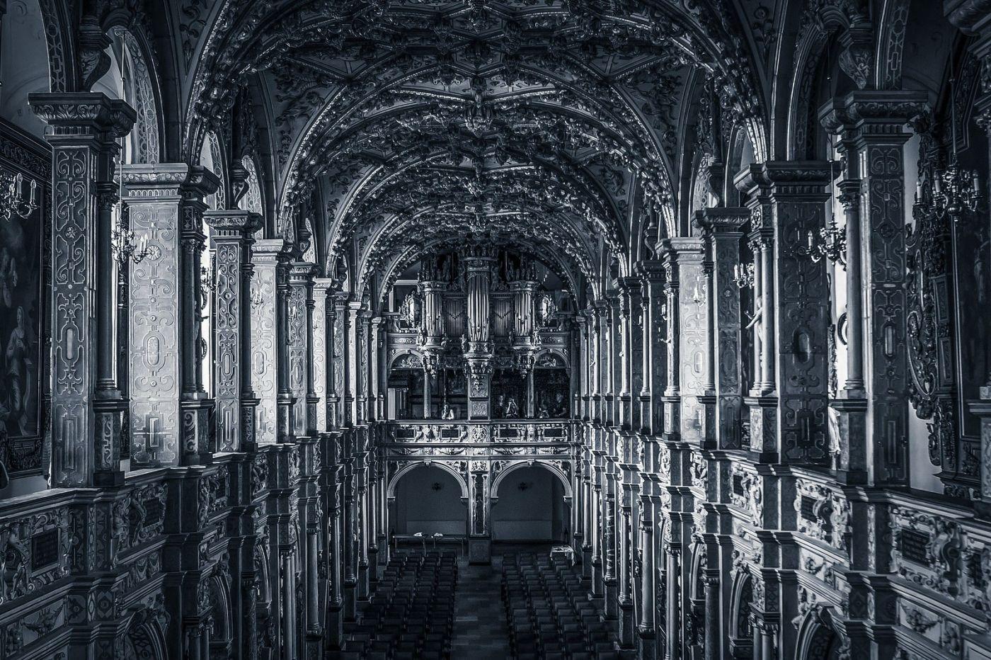 丹麦腓特烈堡城堡,回看历史_图1-33
