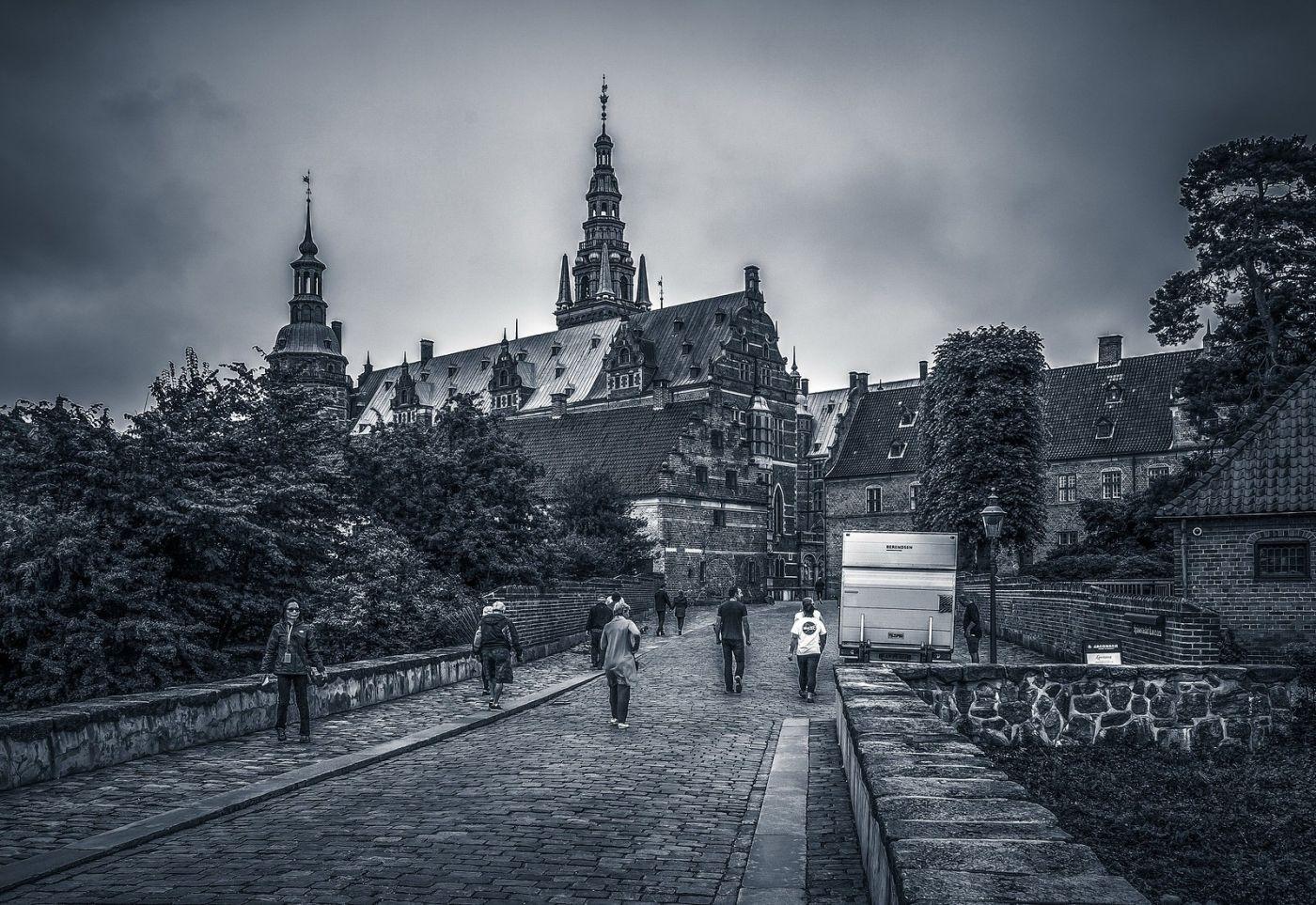 丹麦腓特烈堡城堡,回看历史_图1-34