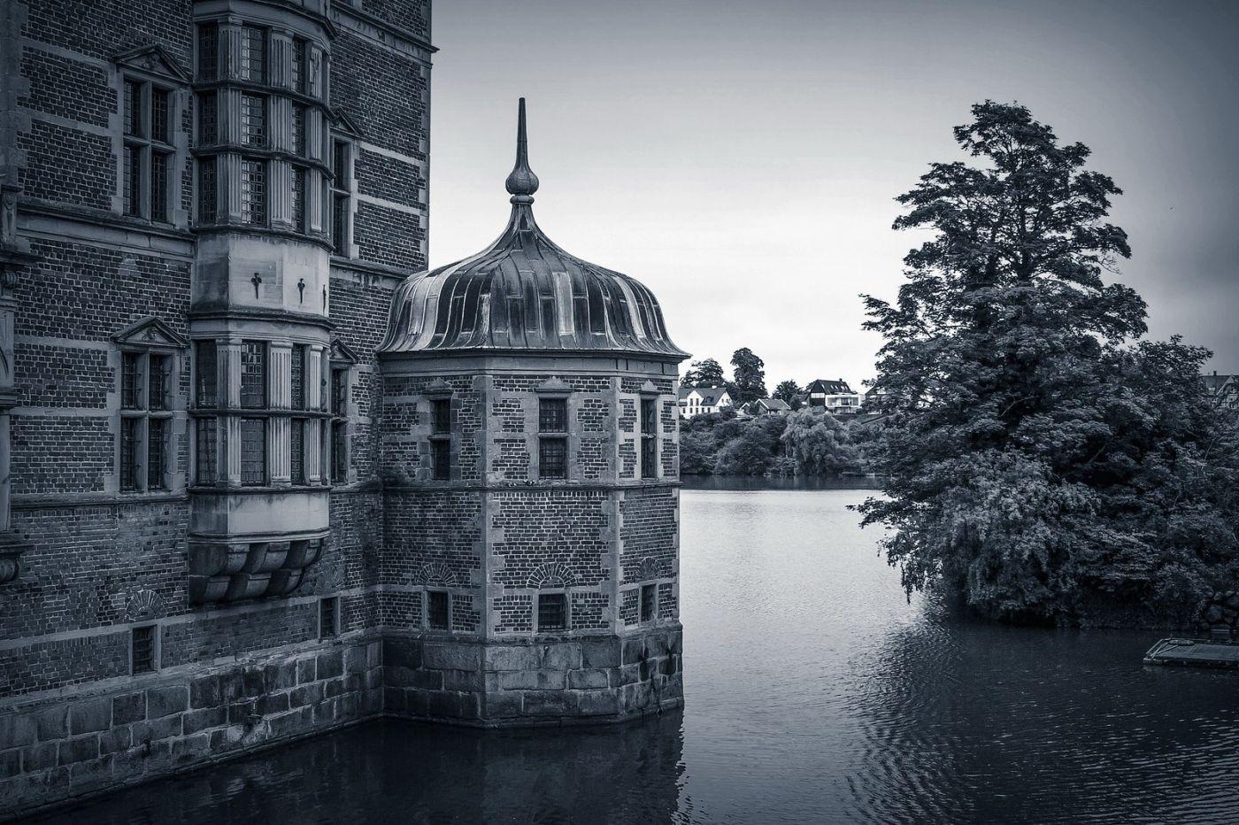 丹麦腓特烈堡城堡,回看历史_图1-32