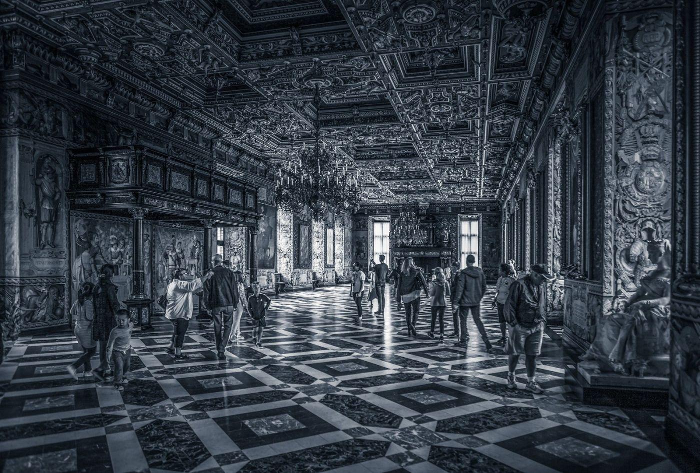 丹麦腓特烈堡城堡,回看历史_图1-35