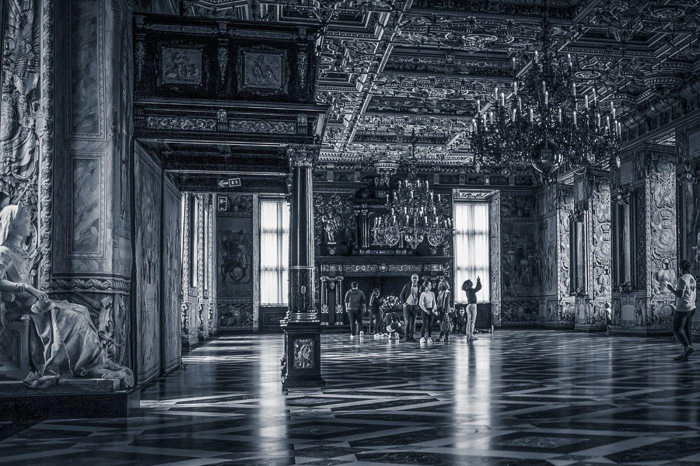 丹麦腓特烈堡城堡,回看历史_图1-30