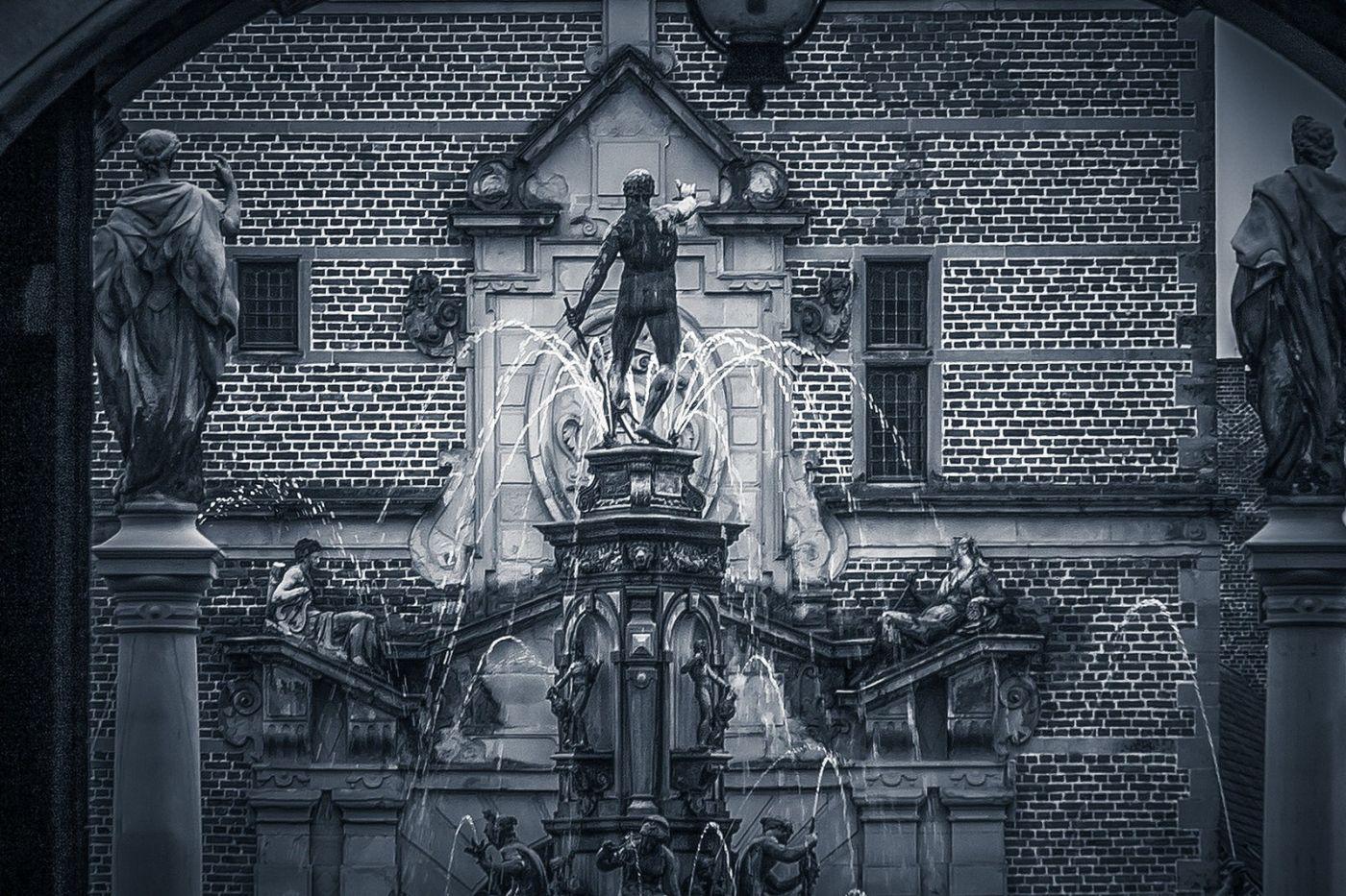 丹麦腓特烈堡城堡,回看历史_图1-29