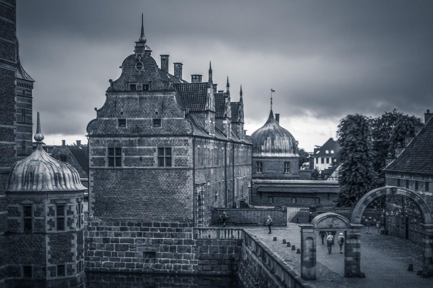 丹麦腓特烈堡城堡,回看历史_图1-24